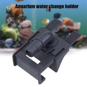 1/2/4 sztuk zbiornik akwarium zacisk rury wodnej wąż rury pręt chcesz naprawić uchwyt mocowany na klips PI669