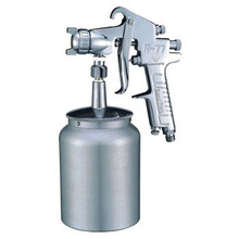 цена на Rongpeng spray gun Fine spray gun R-77S paint spray gun lower pot paint spray gun spray paint gun
