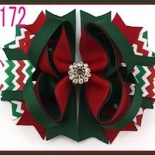 C group 65 шт. модные рождественские банты для волос персонажи банты, Бутик банты для волос