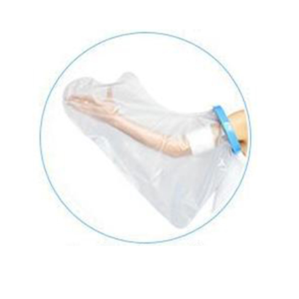Bath Shower Reusable Adult Arm Leg Cast Cover Sealed Hygiene Thick Bandages Protection Washable Waterproof Wounds Recover