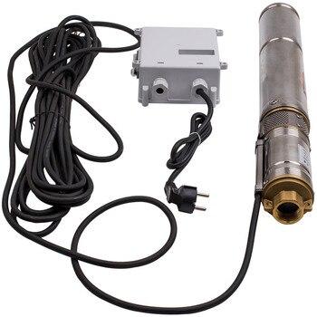 3 Inch 76 Mm 370 W Boorgat Deep Well Water Dompelpomp Elektrische Pomp 15 M Kabel