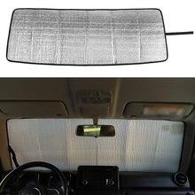 122 см солнцезащитный козырек на лобовое стекло автомобиля для