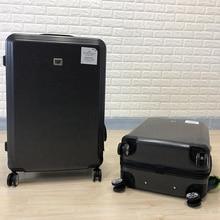 Высшего класса, модные сумки на колёсиках ультра легкий дорожный чемодан 20/24/28 дюймов чашку spinner ручной клади тележка для багажа
