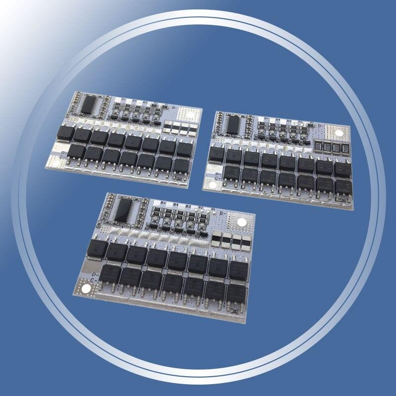 Литий-ионная плата Lmo для защиты литий-полимерных аккумуляторов, 3s/1/2/5 Bms, 12 В, 16,8 в, 21 в, 3,7 В, 100 А