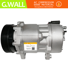 Auto A/C Compressor With Clutch For Audi TT Roadster 1.8T (quattro) 1998-2006 1J0820803F