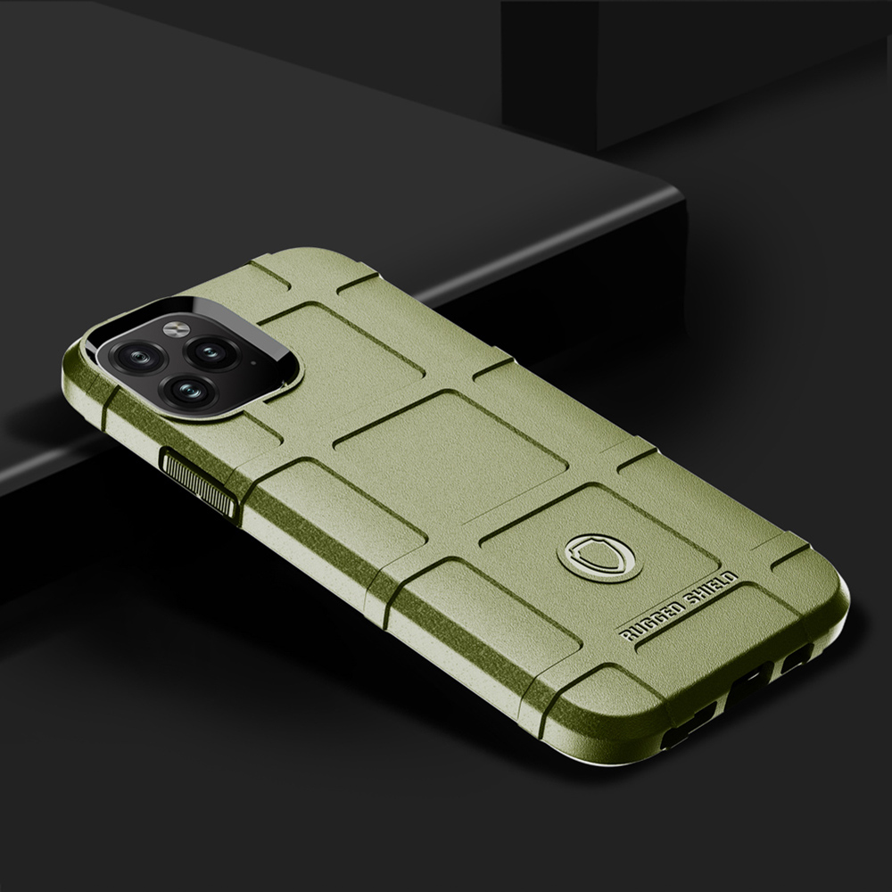 Rugged Shield TPU Thick Solid Rough Armor Tactical Protective <font><b>Case</b></font> For <font><b>iphone</b></font> 11 Pro Max <font><b>iphone</b></font> XS max xr <font><b>6</b></font> 7 8 Plus Bettle Capa image