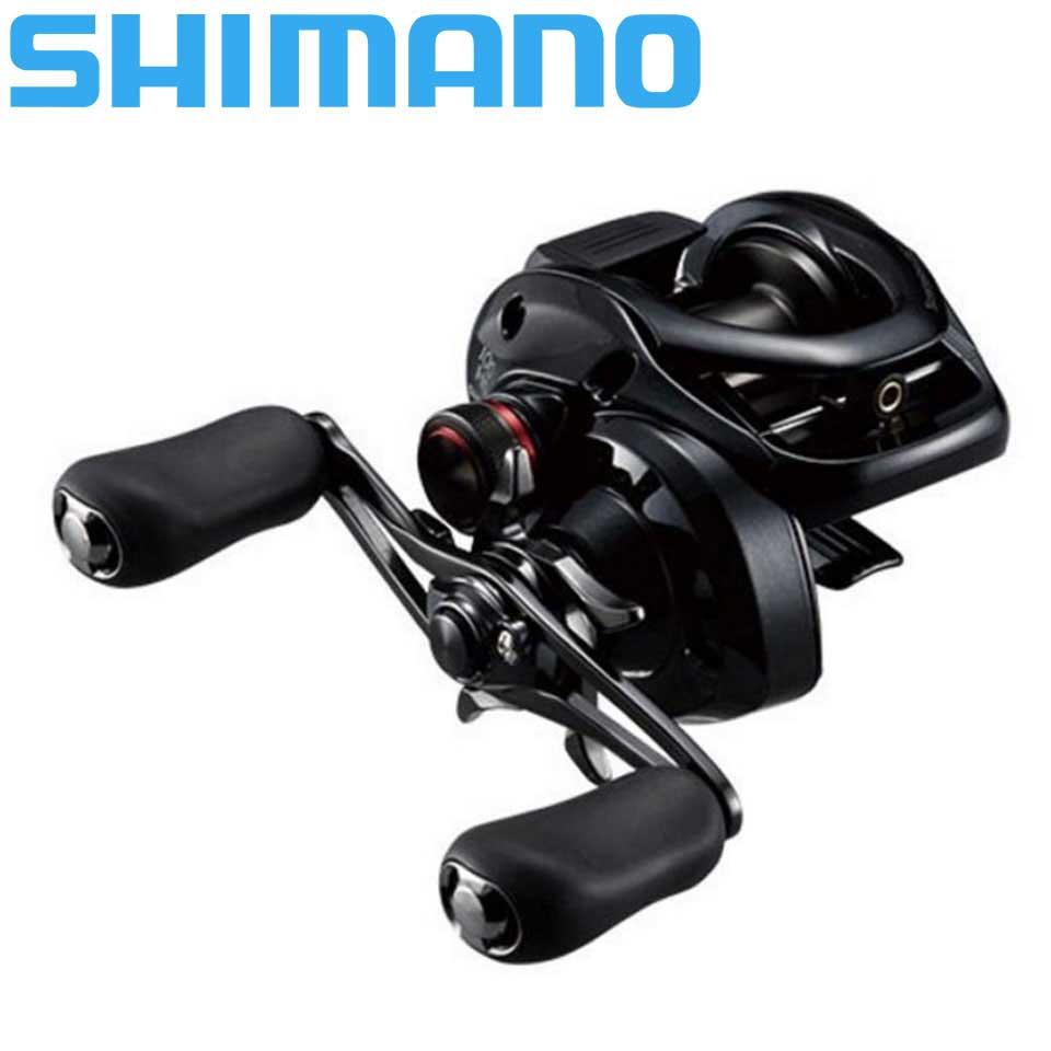 SHIMANO Scorpion DC/Scorpion MGL Fishing Reel Baitcaster 6.2:1/7.4:1/8.5:1 7+1BB 5.5 Kg Power Light Spool HAGANE Body