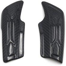 Аксессуары для мотоциклов углеродного волокна задний рокер украшения Панель защитный кожух для BMW S1000RR S 1000 RR