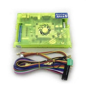 arcade parts:Pandora's Box 6 VGA or HDMI output jamma multi game pcb board 1300 in 1