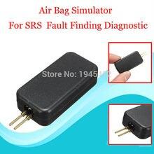 جهاز محاكاة كيس الهواء لاكتشاف خطأ SRS ، تشخيص ، كشف الأعطال والسرعة ، مشاكل