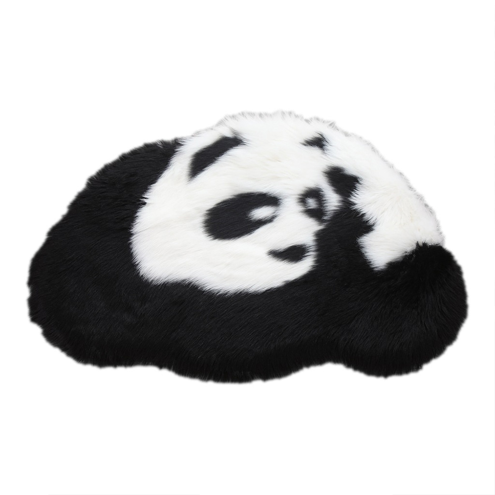 Floor-Mat Smooth-Decoration Play Bedroom Home-Accessories Panda Living-Room Soft Kids