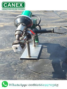Thermoplastic Materials Welder
