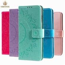 S8 S9 Plus S10E S20 Ultra S3 S4 S5 Mini S6 S7 Borda Wallet Leather flip Case Capa Para Samsung Galaxy Note 3 4 8 9 10 G360 G530