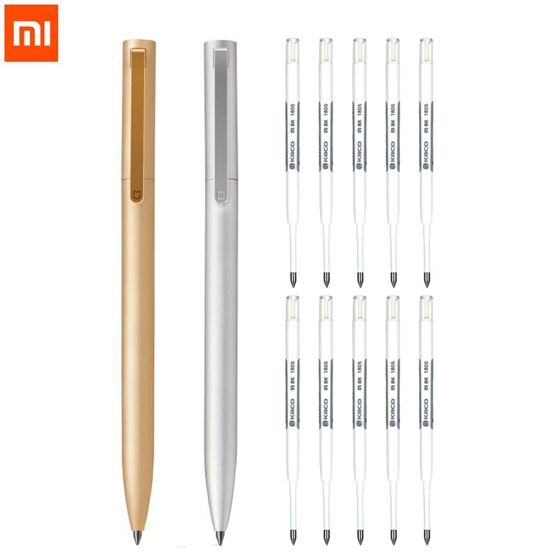 Xiaomi MI Mijia Metal 0.5mm Sign Pen Premec Smooth Writing Signing Ballpoint Pen