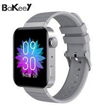 Смарт-часы Bakeey M1, 1,75 дюйма, измерение температуры тела, ЭКГ, пульсометр, артериальное давление