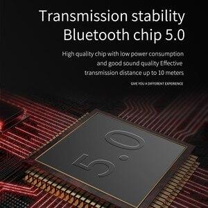 Image 3 - Bluetooth מקלט 5.0 רכב Bluetooth אודיו מקלט USB 3.5mm AUX שקע סטריאו Hifi רכב משדר רמקול אוטומטי אלחוטי מתאם