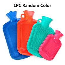 New Hot Water Bottle Anti-scalding Rubber Inajection Warm Bag Flushing Hand Warmer