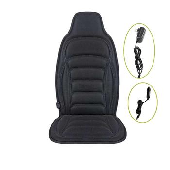 12V urządzenie do masażu samochodu wielofunkcyjne fotele domowe na całe ciało poduszka poduszka podgrzewany samochód tanie i dobre opinie HANRIVER