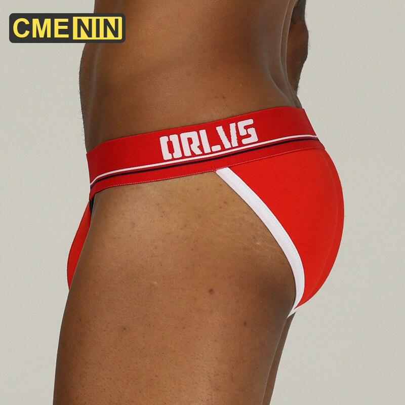 Hombres Sexy ropa interior suspensorio hombre calzoncillos ropa interior gay Gay hombre breve para hombres Cuecas G Srting jock strap Bikini bajo desgaste OR184