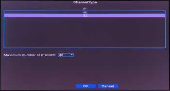 H.265+ Audio Hi3536C XMeye Face Detection 32CH 32 Channel 4K 8MP Surveillance Video Recorder IP Onvif WIFI CCTV NVR