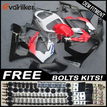 Custom motorcycle plastic cover for CBR929RR 2000-2001 ABS fairing motorcycle panels Injection mold black+Gifts
