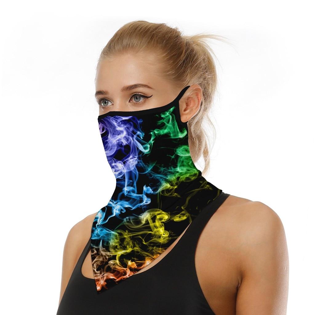 He2bf82a61a9645adbb237598fb20a1ffB - Outdoor mask High Elastic Neck Buffs Tube Bandana Skull Cycling Motorcycle Face Shield Face Mask Hiking Scarves Bandana Ski