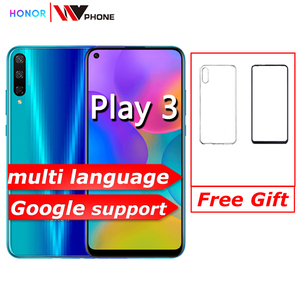 "Image 1 - Honor Play 3 smartphone 4000mAhแบตเตอรี่Kirin 710F 48mpกล้องAndroid 9.0 6.39 ""IPS 1560x720"