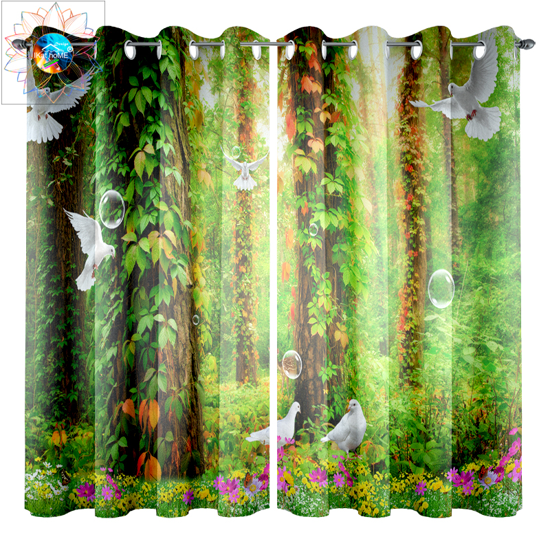 check MRP of waterproof window curtains for bathroom