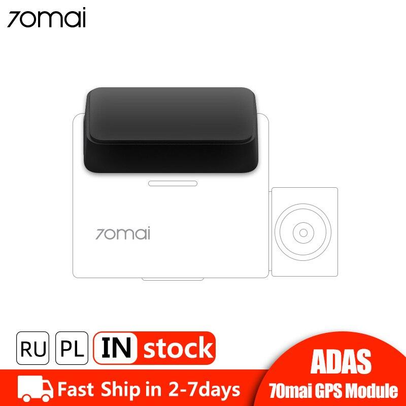 70mai Gps-Module Car-Dvr-Camera Auto-Driving-Video-Recorder Dash-Cam Xiaomi for Pro Adas-Function