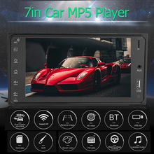 7 Inch Android Full Touch Blue Light Navigator Car Stereo MP5 Player GPS FM AM Radio for Toyota Corolla-250108 Vehicle GPS
