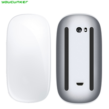 Sem fio bluetooth magic 2 mouse silencioso recarregável laser ergonômico mause arc toque ultra-fino ratos para macbook ar mac pro