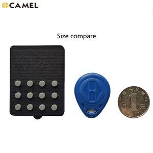 Image 2 - RFID Multiple12 in 1 Keyfob 125khz T5577 EM Beschreibbar IC 13,56 Mhz M1k S50 UID veränderbar Karte CUID Komplexen taste Keychain Tag