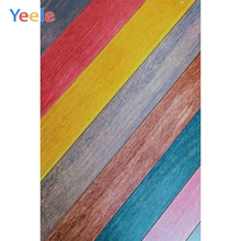 Yeele Wood Nature Texture Photocall Colorful Decor Photography Backdrops Personalized Photographic Backgrounds For Photo Studio