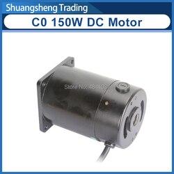Silnik prądu stałego 220V i 110V 150w/ SIEG C0-058 tokarka ZYT-150 silnika