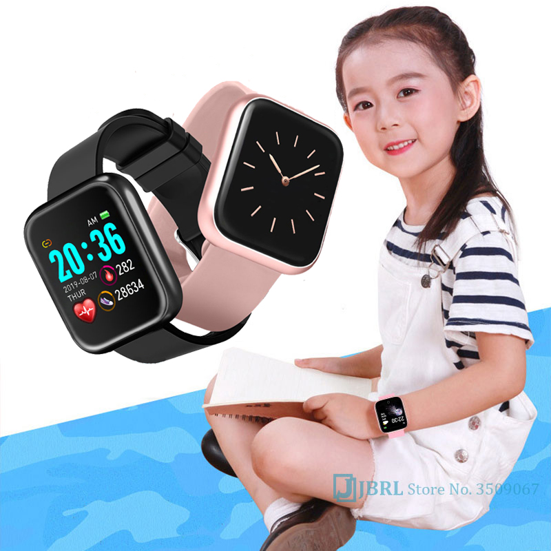 Kids Watches Clock Digital Girls Student Children LED Bluetooth Boys Sport for Electronic
