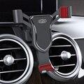 Держатель для телефона для Mercedes-Benz C 180 200L 300L держатель на вентиляционное отверстие автомобиля кронштейн держатель для телефона Подставка з...