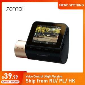 70mai Dash Cam Lite 1080P GPS Modules 70 MAI Lite Car Cam Recorder 24H Parking Monitor 70mai Lite Car DVR(China)