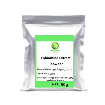 цена на 2020 High quality Yohimbe Bark Extract powder festival top Nutrition supplement men increase sexual powers tools free shipping.