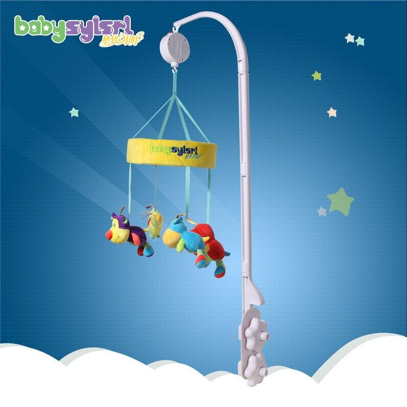 Xingmeng Moonlit Bett Glocke Bett Hängen 35 Musik Rotierenden Bett Hängen Stoff Baby Musik Rotierenden Bett Glocke