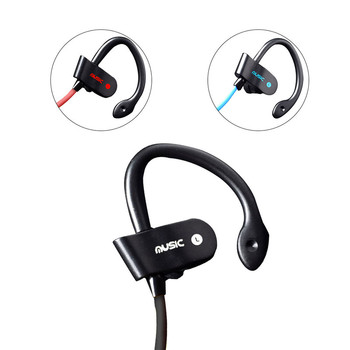 Bluetooth Earphone Wireless Bluetooth Earphones Earloop Noise Cancelling Headset Neckband life Sport In-Ear For All Smart Phones 6