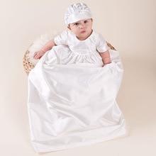 Платье на крестины длиной до пола для новорожденных; Комплекты одежды для крещения для маленьких мальчиков; Одежда для дня рождения для мал...