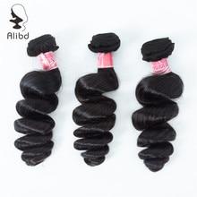 Alibd Loose Wave Human Hair Weave Brazil