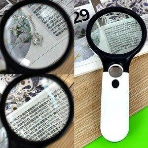 Handheld Jewelry Magnifier 40X