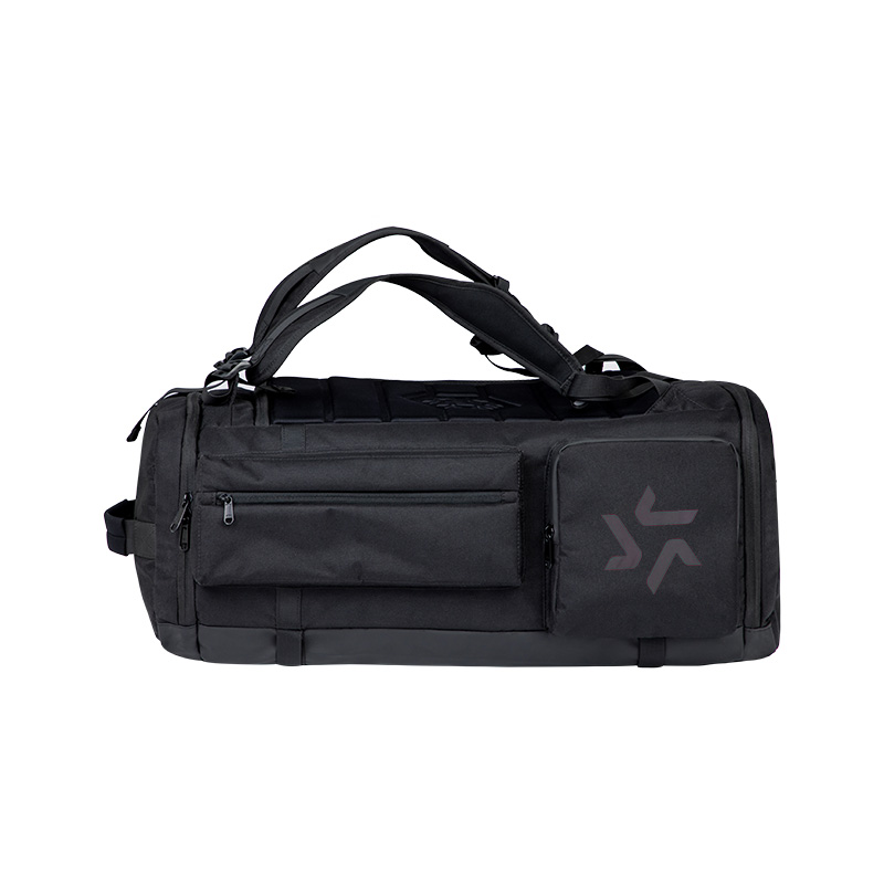 Лыжная сумка для сноуборда, сумка для зимних видов спорта, дорожная сумка DWR, оболочка для ботинок и шлемов, плечевой ремень, светильник, легкий доступ для хранения - Цвет: Black