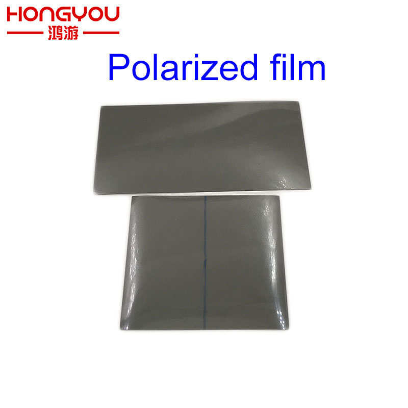 50pcs Polarized Polarizer Filter Film Sheet For GB DMG GBP GBA GBC GBA SP NGP WSC Backlit Screen Modify Part Polarizing Film