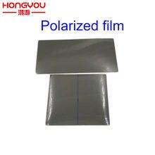 50 adet Polarize Polarize Filtre film levhası GB DMG GBP GBA GBC GBA SP NGP WSC Arkadan Aydınlatmalı Ekran Değiştirmek Parçası polarize film