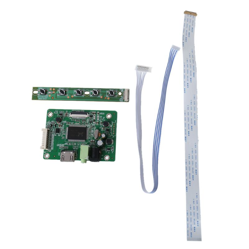 1Set HdMI EDP Lcd Controller Driver Board Module 1920x1080 Display Panel Adapter D08A