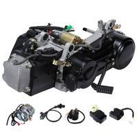 GY6 125cc 150CC 4 Stroke Engine Kit motor para bicicleta 5.2Kw/7000r/min Bike Scooter ATV Go Kart Scooter Moped Motorcycle