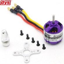 DYS D2830 2830 750KV 850KV 1000KV 1300KV Brushless Motor For Rc Multicopter