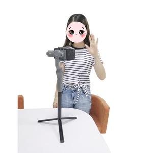 Image 2 - DJI OM 4 OSMO Mobile 2 3 Feiyu velble Zhiyun Smooth 4 핸드 헬드 짐벌 안정기 용 연장 막대 막대 막대 삼각대